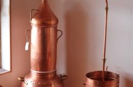 Visiting a Distillery Manufacturer